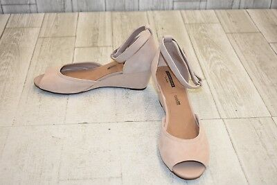 178e35bd9d14 CLARKS FLORES RAYE Wedge Sandals - Women s Size 11 M - Sand NEW ...