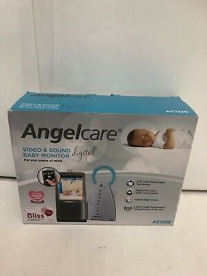 Angelcare Video And Sound Baby Monitor (AC1120)