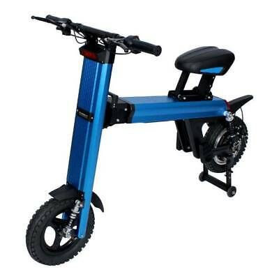 Stuff Certified ® Onebot Electric Folding Smart e Scooter - 250W - 8.7 Ah - Blue