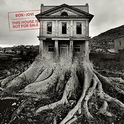 BON JOVI This House Is Not For Sale Deluxe Edition-JAPAN SHM CD + DVD
