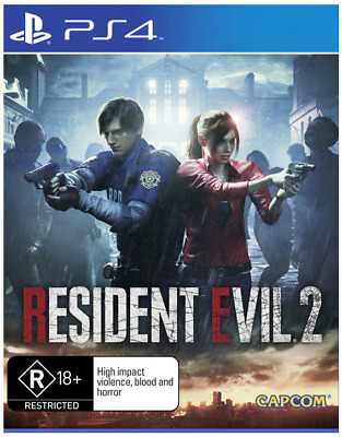 Resident Evil 2, Playstation 4, PS4 game,  BRAND NEW