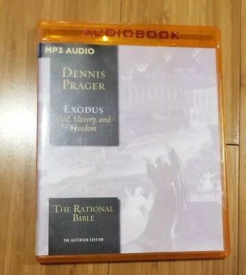 THE RATIONAL BIBLE: Exodus by Dennis Prager: New - $16 38