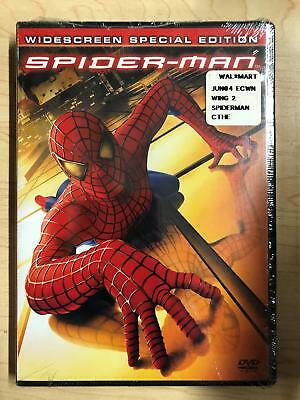 Spider-Man (DVD, 2002, Special Edition Widescreen) - NEW19