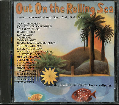 Tribute to Joseph Spence: Out on the Rolling (CD, Sep-1994, Green Linnet)