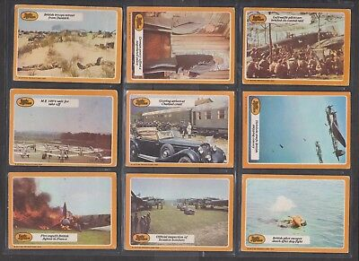 BATTLE OF BRITAIN A&BC GUM CARDS 1969...Pick your own