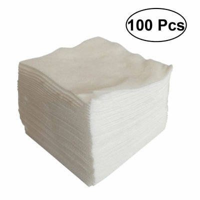 100pcs 20x20cm Breathable Non Woven Gauze Pads Sterile First Aid Supply Sponges