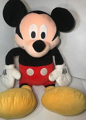 Giant Mickey Mouse Plush 40 Kids Baby Huge Large Disney Character