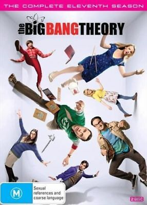 The Big Bang Theory Season 11 BRAND NEW R4 DVD IN STOCK NOW