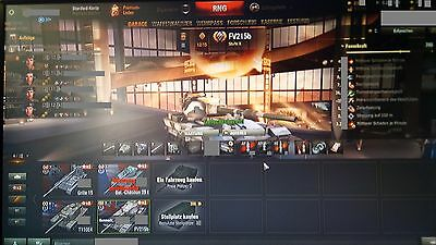 WOT (+ WOWs) CAMOstats Account ! 40 Tanks 500k FREE XP  35 mio.Cash !! 3500 Gold