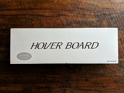 1:1 Mattel Hoverboard Back to the Future Part II 2 Matty Collector Includes Mini