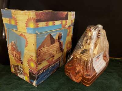 """Gold Egyptian SPHINX Statue Collectible NIB 5x3x5"""""""
