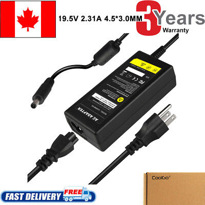 AC Adapter For Dell Inspiron 15 3000 5000 7000 Series Power Supply Charger CL
