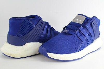huge selection of b0b4b 1fa39 Adidas EQT Support Mid Mastermind Mystery Ink Blue White Black Size 10  CQ1825