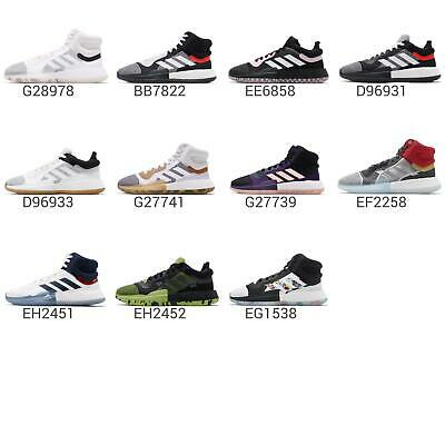 adidas Marquee Boost Low / Hi Men Basketball Shoes Sneakers Trainer Pick 1