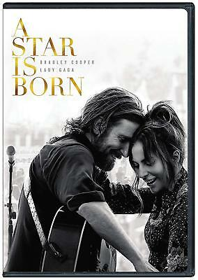 A Star Is Born Dvd | New | Bradley Cooper | Lady Gaga | Sam Elliott