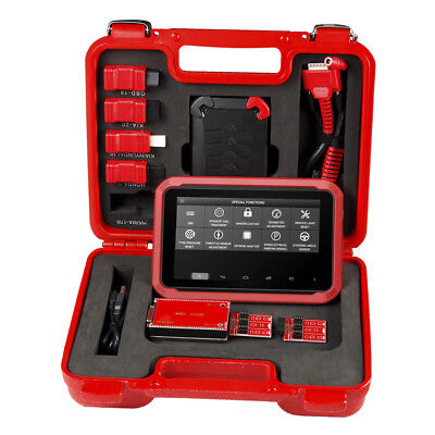 XTOOL X100 PAD Tablet Auto ProgrammerTool IMMO Oil Reset With EEPROM Adapter