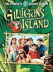 Gilligan's Island - The Complete Second Season (Dvd 2005, 3-Disc Set) New Sealed