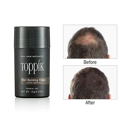Toppik 100% Natural Keratin Hair Building Fibers Refill For Hair Loss & Balding