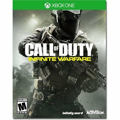 Activision  Call of Duty: Infinite Warfare for Xbox One