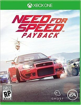 EA  Need for Speed Payback Standard Edition for Xbox One