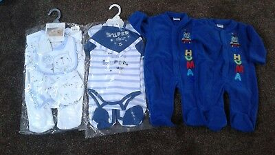 Bundle of baby boys clothes size 3-6 months BNWT