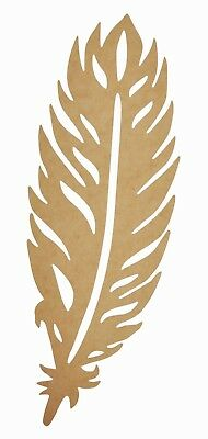 Kaisercraft Beyond the Page Feather Wall Art MDF KASB2424 66 x 23cm