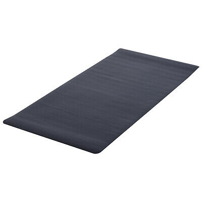 HOMCOM Thick Equipment Mat Gym Exercise Fitness Workout Tranining Bike Protect