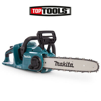Makita DUC353Z 36V (Twin 18V) Li-ion Cordless Brushless 350mm Chainsaw Body Only
