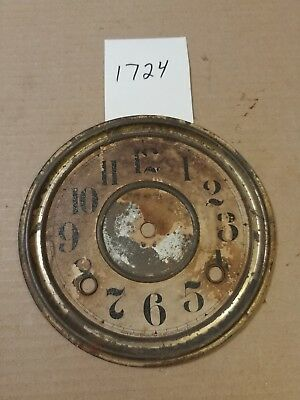 Ingraham Ginger Bread / Parlor Clock Dial