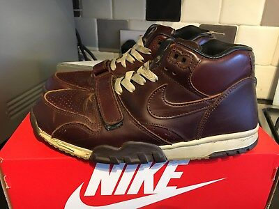 Air Trainer 2003 Uk Rare 1 Vntg Nike 7 Retro 80OZNXnwPk