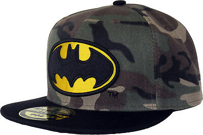 DC COMICS BATMAN Beyond Faux Leather Black Snapback Cap - £16.95 ... aa73a88a1fa