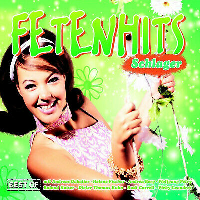 VARIOUS - Fetenhits Schlager [CD]