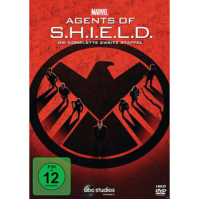 Marvel´s Agents Of S.H.I.E.L.D. - Staffel 2 [DVD]