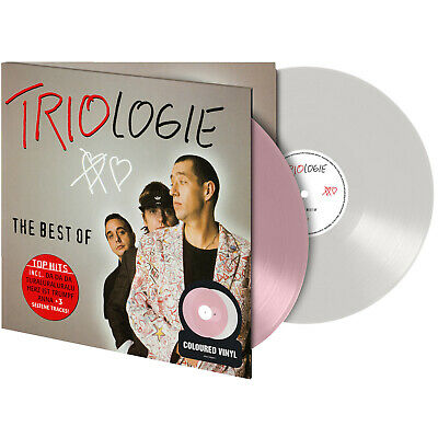 Trio - The Best Of Triologie (Rosa / Weiss) [Vinyl]