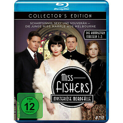 Miss Fishers mysteriöse Mordfälle - Collector's Ed [Blu-ray]