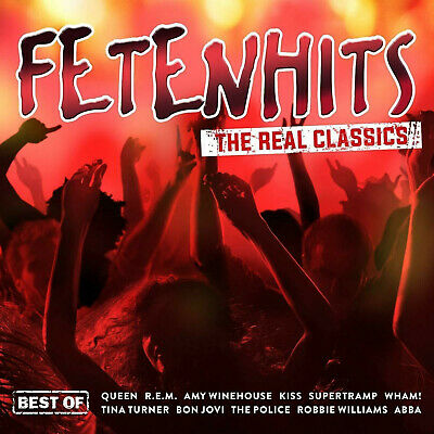VARIOUS - Fetenhits-Real Classics (Best Of) [CD]
