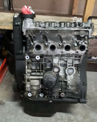 VW LUPO POLO 6N2 MPi 1.0 MOTOR ENGINE 37 KW 50 PS MOTORCODE AUD 136 TKM
