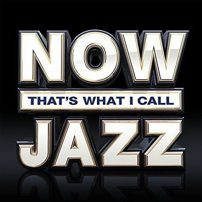 Now That's What I Call Jazz (3Cd Box Set 2018) New/sealed...fast Post