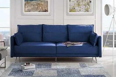 Miraculous Mid Century Modern Contemporary Velvet Loveseat Sofa 87 4 Squirreltailoven Fun Painted Chair Ideas Images Squirreltailovenorg