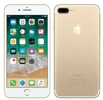 Apple iPhone 7 Plus 128GB Gold Unlocked Great Condition