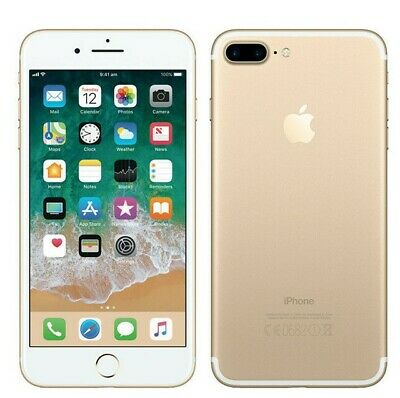 Apple iPhone 7 Plus 32GB Gold Unlocked Great Condition