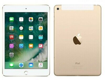Apple iPad mini 3  - 128GB - Gold  - WiFi