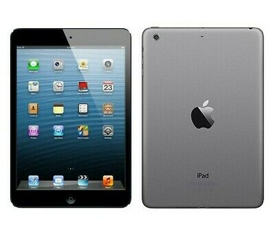 Apple iPad mini 4  - 128GB - SpaceGray - WiFi