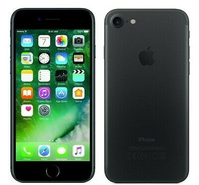 Apple iPhone 7 32GB Black Unlocked Great Condition
