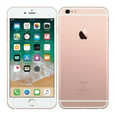 Apple iPhone 6s 16GB Rose Gold Unlocked Great Condition