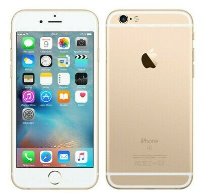 Apple iPhone 6s Plus | 128GB | Gold | LTE CDMA/GSM | Unlocked