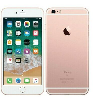 Apple iPhone 6s Plus | 128GB | Rose Gold | LTE CDMA/GSM | Unlocked
