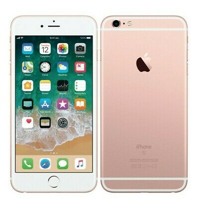 Apple iPhone 6s Plus | 64GB | Rose Gold | Fully Unlocked