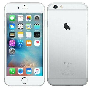 Apple iPhone 6s Plus - 16GB - Silver - Fully Unlocked - Great