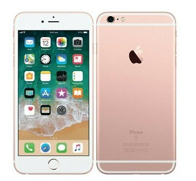 Apple iPhone 6s Plus 16GB Rose Gold Unlocked Great Condition